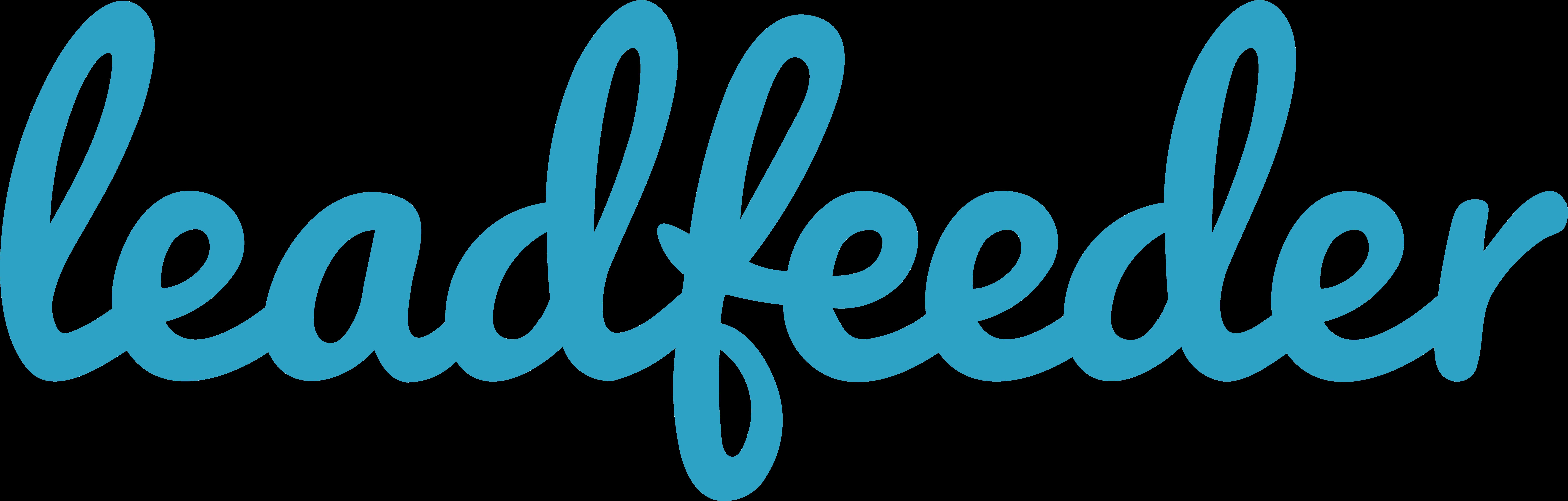 Link to external partner website leedfeeder.com